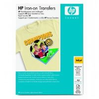 HP Iron-ON Transfers, nažehlovací fólie, A4, 210x297mm, 170 g/m2, 12ks, C6050A