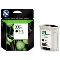 Inkoustová cartridge HP C9396AE černá, No. 88XL originál