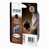 Inkoustová cartridge Epson C13T032140 černá, originál