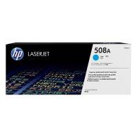 Toner HP CF361A, Color LaserJet Enterprise M552, M553, cyan, 508A, originál