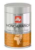 Káva ILLY Etiopie, pražená, zrnková, 250 g