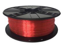 Tisková struna Gembird (filament) PETG, 1,75mm, 1kg, červená