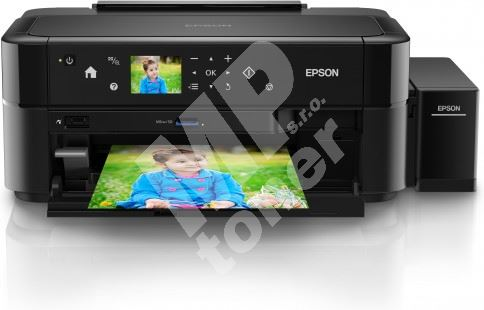 Epson L810, A4, 5 ppm, 6 ink ITS 1