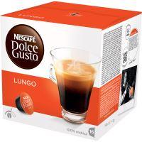 Kapsle Dolce Gusto Caffe Lungo, 16ks