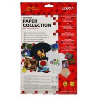 Foto papír, PRO, bílý, lesklý, A4, 180 g/m2, 1440dpi, 20 listů, pro inkoustové tiskárny,