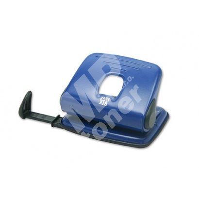 Děrovač Sax 318, modrý 1