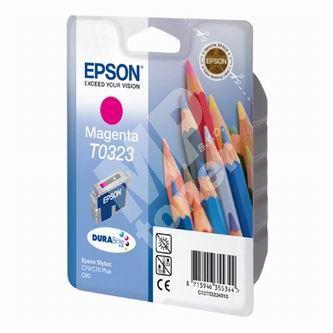 Inkoustová cartridge Epson C13T032340 červená, originál