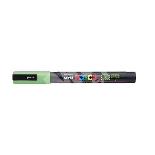 Uni Posca PC-3M akrylový popisovač, 0,9-1,3 mm, sv. zelený 1