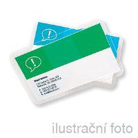 Laminovací fólie kapsy 59 x 83 mm 125 mic, lesklé