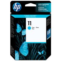 Inkoustová cartridge HP C4836AE modrá No. 11 originál