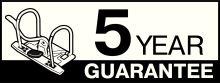 Pákový pořadač 180 Wow, černá, 52 mm, A4, PP/karton, LEITZ 3