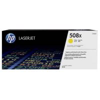 Toner HP CF362X, Color LaserJet Enterprise M552dn, M553dn, yellow, 508X, originál