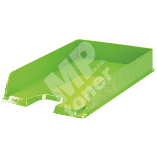 Odkladač Esselte Europost Vivida, zelený 2