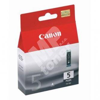 Cartridge Canon PGI-5BK, originál 1