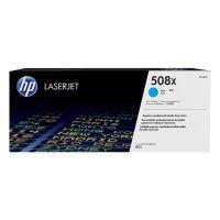 Toner HP CF361X, Color LaserJet Enterprise M552dn, M553dn, cyan, 508X, originál