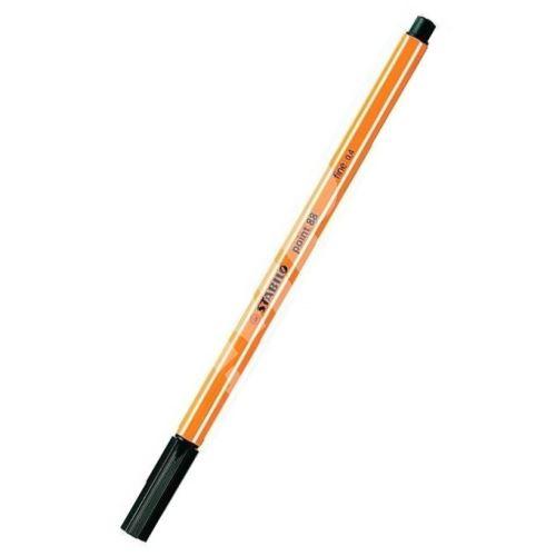 Liner Point 88, černá, 0,4mm, STABILO 1