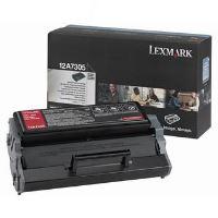 Toner Lexmark E321, E323, černá, 12A7305, originál