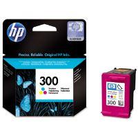 Inkoustová cartridge HP CC643EE, DeskJet D2560, F4280, color, No. 300, 4 ml, originál