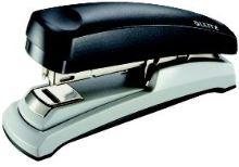 Sešívač Leitz 5523 s plochým sešíváním, černý
