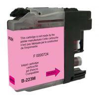 Cartridge Brother LC-223M, magenta, UPrint 2