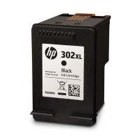 Cartridge HP F6U68AE, No.302XL, black, originál 2