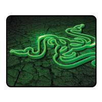 Podložka pod myš Razer, Goliathus Control Fissure Small, zelená, 21,5x27 cm, 4 mm