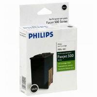 Inkoustová cartridge Philips Faxjet 520/525/555, PFA 441, black, 253014355, originál