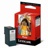 Inkoustová cartridge Lexmark Z815, Z816, Z818, X5250 , 18C0031E photo, č. 31 originál