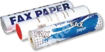 Faxový papír 210mm/50m/25,4mm, L - výprodej