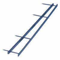 Hřebenové hřbety Velobinder A4/45mm, 25ks, modré