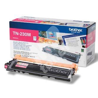 Toner Brother TN-230M HL-3040CN 3070CW DCP-9010CN 9120CN MFC-9320CW magenta originál