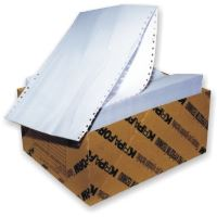 Papír tabelační Krpa 240 1+1 1000l vázaná perforace