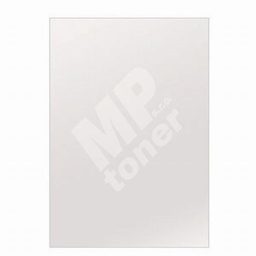 Přední fólie pro kroužkovou vazbu PRESTIGE, A4, 150 mic, čirá, 100 ks