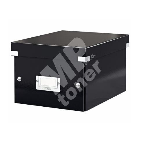 Archivační krabice Leitz Click-N-Store S (A5), černá 1