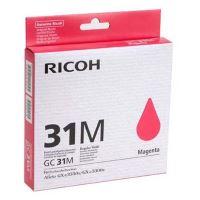 Inkoustová cartridge Ricoh 405690, GXe2600, 3000N, 3300N, 3350N, magenta, originál