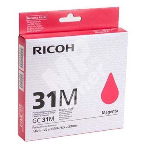 Cartridge Ricoh 405690, magenta, originál 1