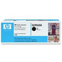 Toner HP Q3960A, Color LaserJet 2550, black, 122A, originál