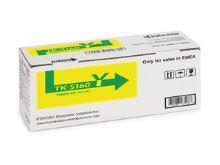 Toner Kyocera TK-5150Y, yellow, 1T02NSANL0, originál 1
