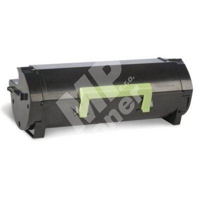 Toner Lexmark 51F2H00, black, originál 1