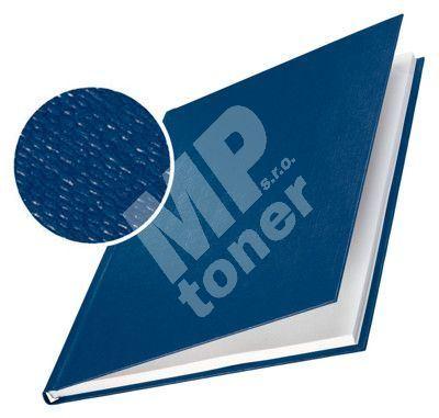 Tvrdé desky Leitz impressBIND, 15 - 35 listů, modré, balení 10 ks