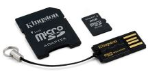 32GB Kingston Mobility Kit G2 class 10