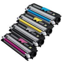 Kompatibilní toner Epson C1600/CX16, C13S050557, černá, MP print