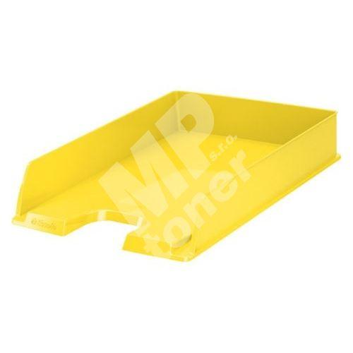 Odkladač Esselte Europost Vivida, žlutý 1