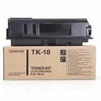 Toner Kyocera TK-18, FS 1018MFP, 1118MFP, 1020D, TK18, černý, originál