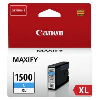 Cartridge Canon PGI-1500XL, cyan, 9193B001, originál 3