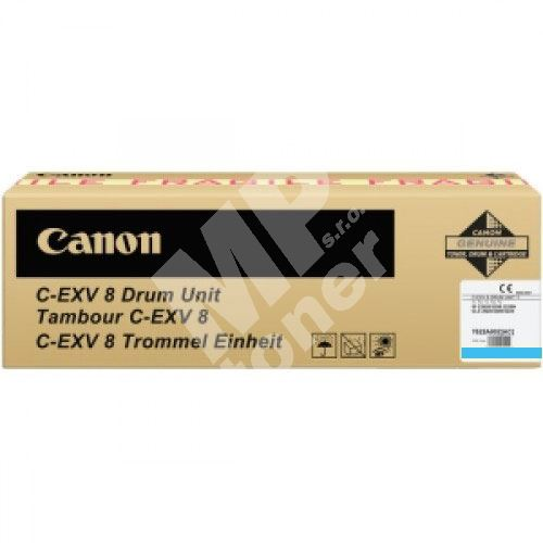 Válec Canon CEXV8, iRC3200, modrý, originál 1