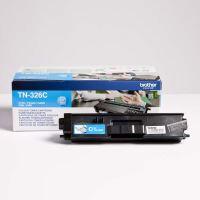Toner Brother TN-326C, HL-L8350CDW, HL-L9200CDWT, cyan, TN326C, originál