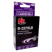 Kompatibilní cartridge Brother LC-227XLBK, MFC-J4420DW, MFC-J4620DW, black, UPrint
