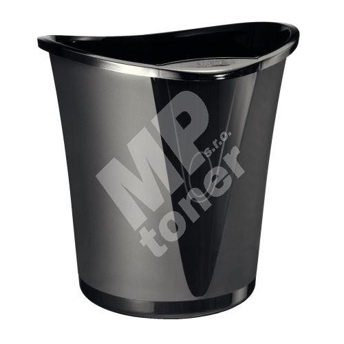 Odpadkový koš Leitz Allura, černý 1