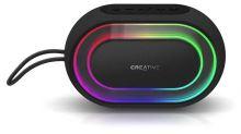 Reproduktor CREATIVE HALO Bluetooth Wireless, black